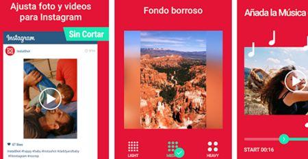 Editor Videos Instagram InstaShot