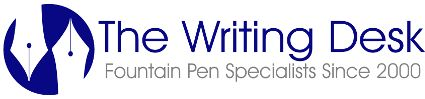Fountain Pen Specialists established 2000: The Writing Desk. Fountain Pens and Fine Writing Instruments, Luxury Pens, Fountain Pen Ink, Quality Stationery and Premium Writing Accessories.