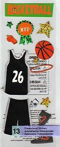 #New #Basketball #Stickers #Scrapbooking   #Smashbooking #High #School #Jersey   #Hoop #Score @eBay!   http://r.ebay.com/BE5xsp