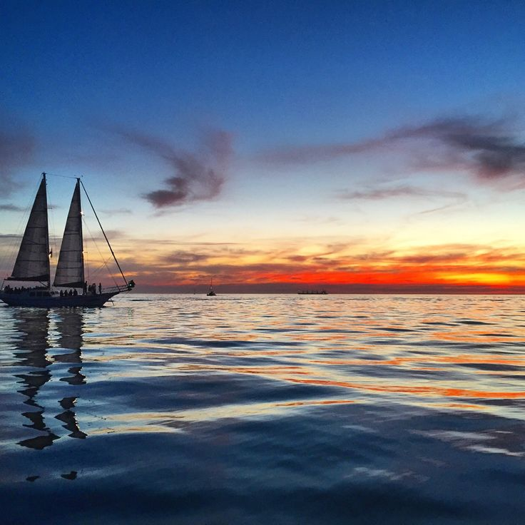 Cape Town sunset cruise