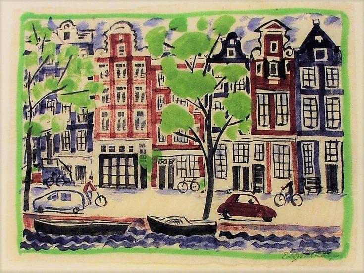grachtenhuizen, Amsterdam