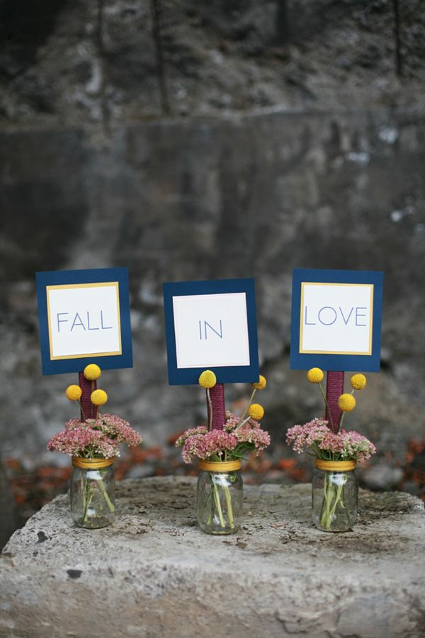 """fal lin love - with a bit more of an autumn theme to decorate the house for the """"fall"""" season"""