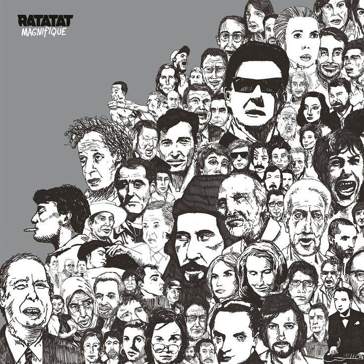 Ratatat - Magnifique Vinyl Record