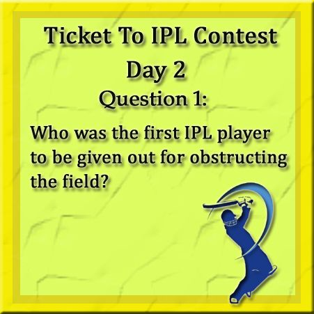 #LincPens Wishes good luck to Rajasthan Royals and Kings XI Punjab. Here goes the first question of the day. Participate now and win your Ticket To IPL