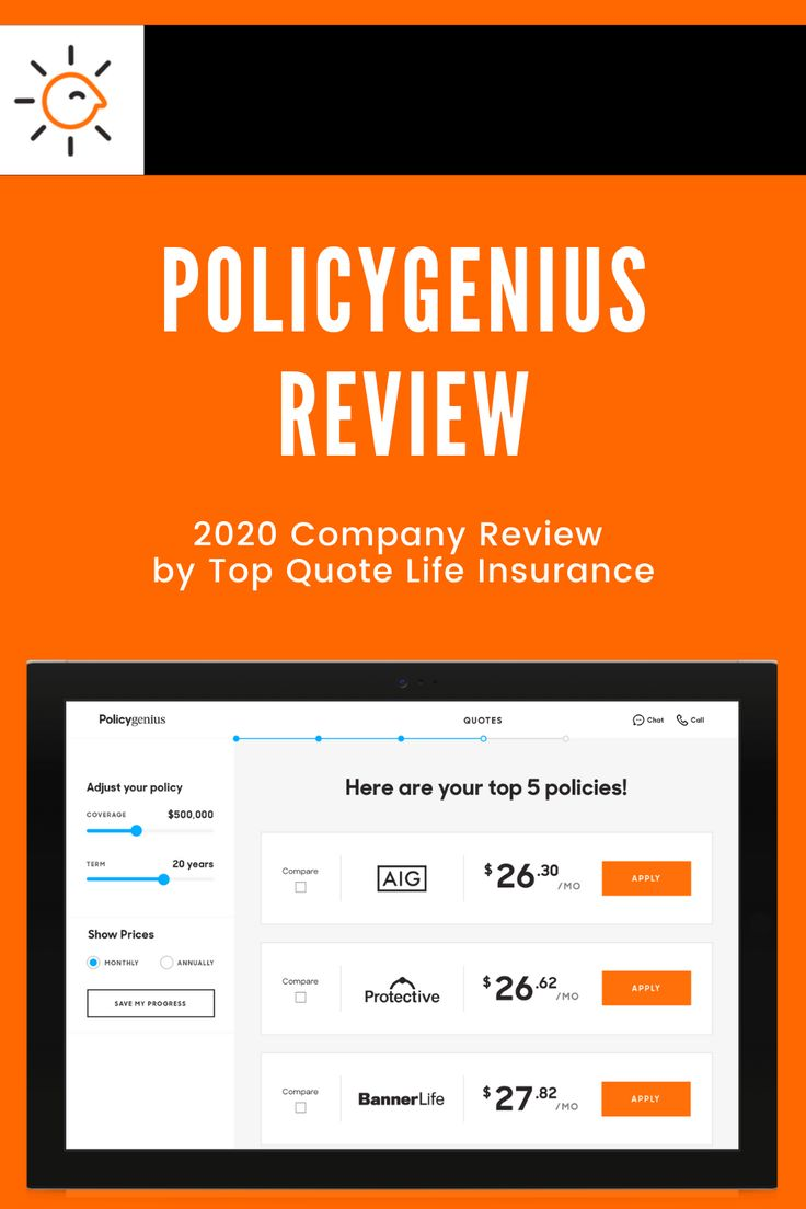 Is PolicyGenius your best option when it comes to purchase