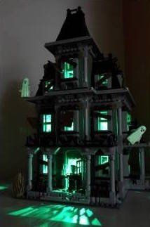 LEGO® Monster Haunted House LED Lighting Kit