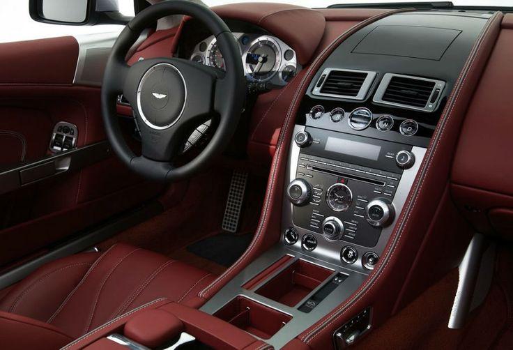 Best 2013 Aston Martin Db9 Custom Car Interior Latest Cars 400 x 300