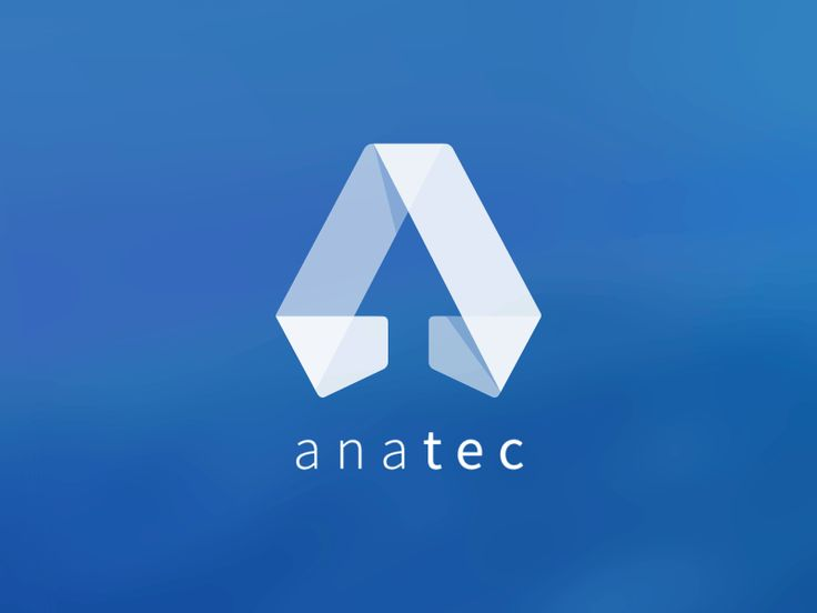 A mark for the new Anatec logo. With a brand new website as well! Playing with an up arrow on negative space, to express the idea of growing, and the mouse cursor, because anatec is a full player w...