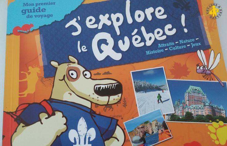 Journal voyage j'explore le québec