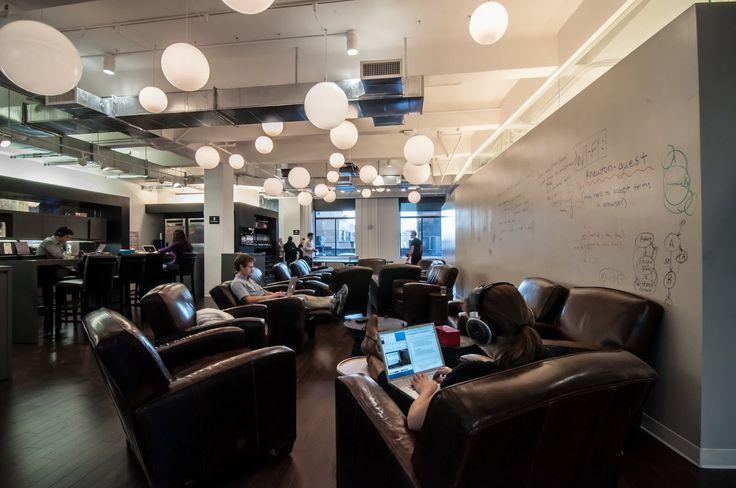 Knewton Startup Office