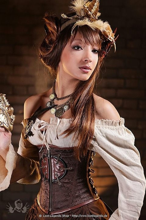 #cosplay costume idea - #Steampunk