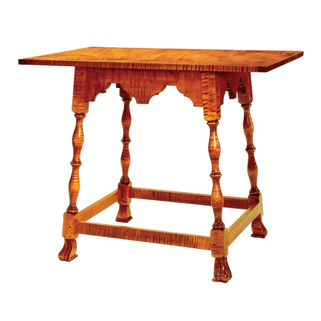 One Of The Next Tables I Will Buy. Tiger Maple (end) Table From
