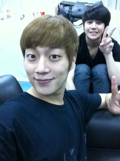 Doojoon and Yoseob