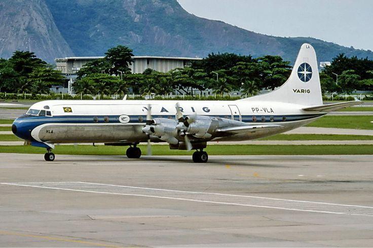 """Mais importante ligação aérea do país já teve avião """"inquebrável"""" e champanhe"""