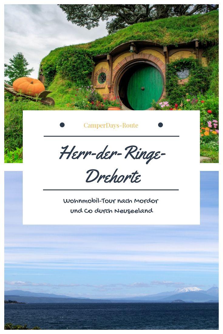 Entdeckt Mit Uns Die Drehorte Von Herr Der Ringe In Neuseeland Auf