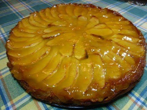 Receta de Tarta de Manzana (Fácil y Deliciosa) - YouTube