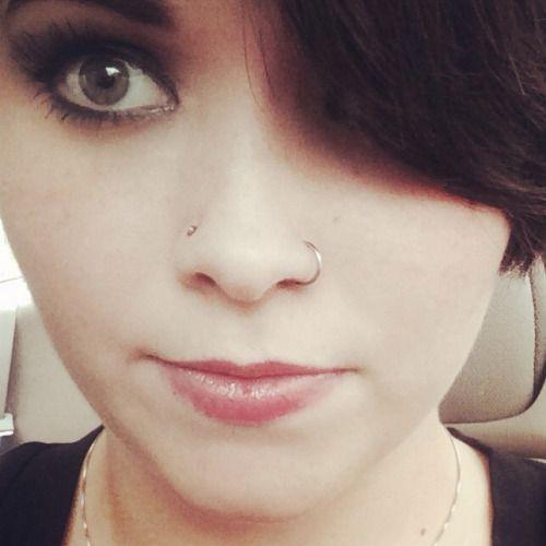 pierced nose porn