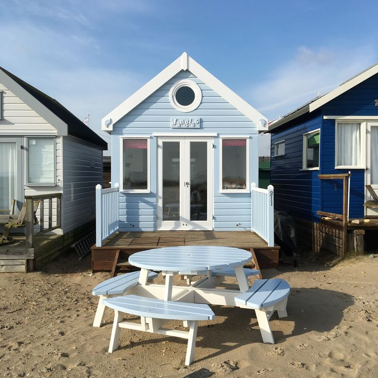 Dorest beach hut