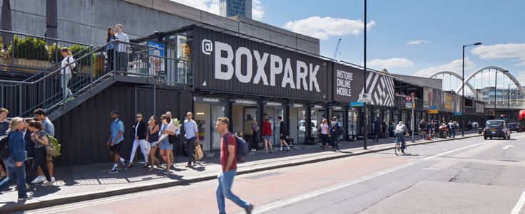 Pop-Up Shop - Boxpark