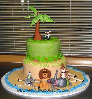 Madagascar cake.