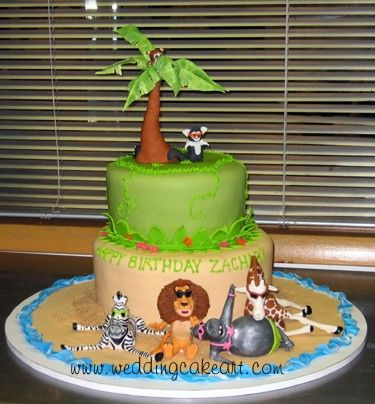 165 best images about Madagascar Cakes on Pinterest ...