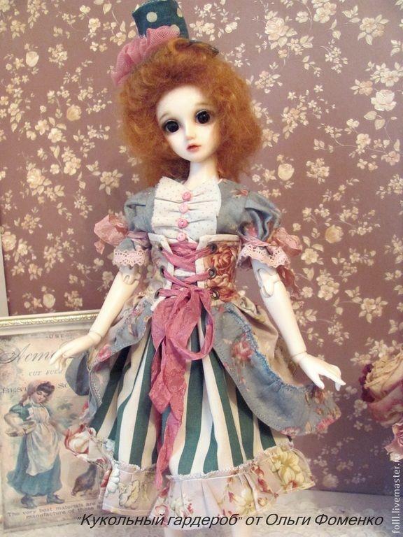 Купить Наряд на куклу БЖД ( MCD) 42-45 см №33 - одежда для кукол