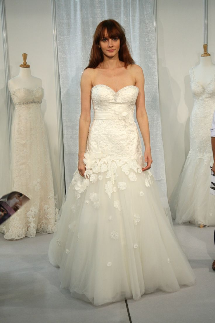 Private label by g wedding dresses fall 2014 floral for Private label wedding dress