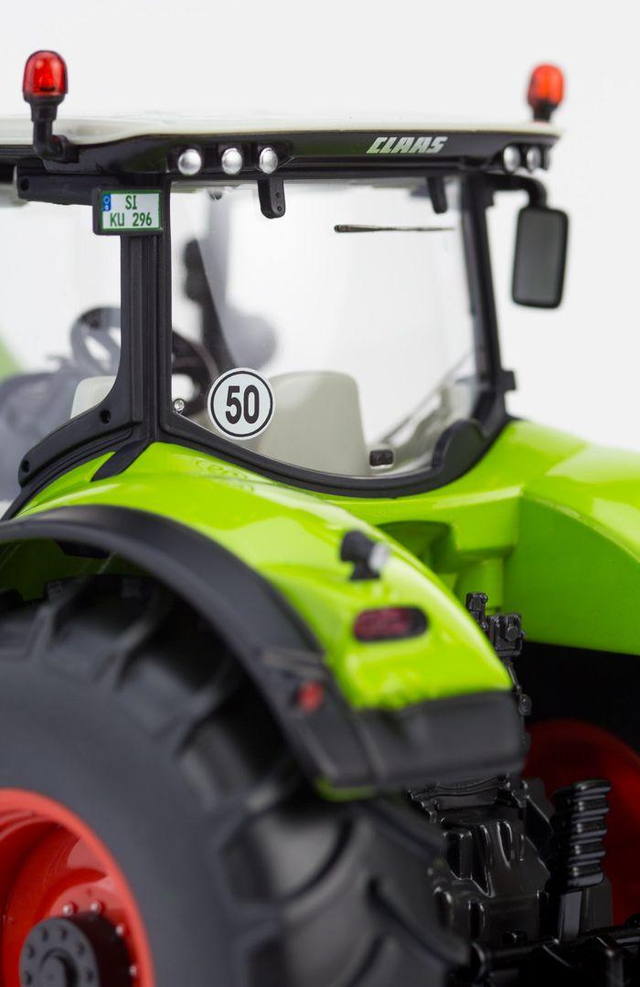 Das können die von SIKU besonders gut : Traktoren >> http://www.echtkind.de/fahrzeuge/siku/siku-spezial/siku-traktor-gruen-claas-axion-950-3280.html