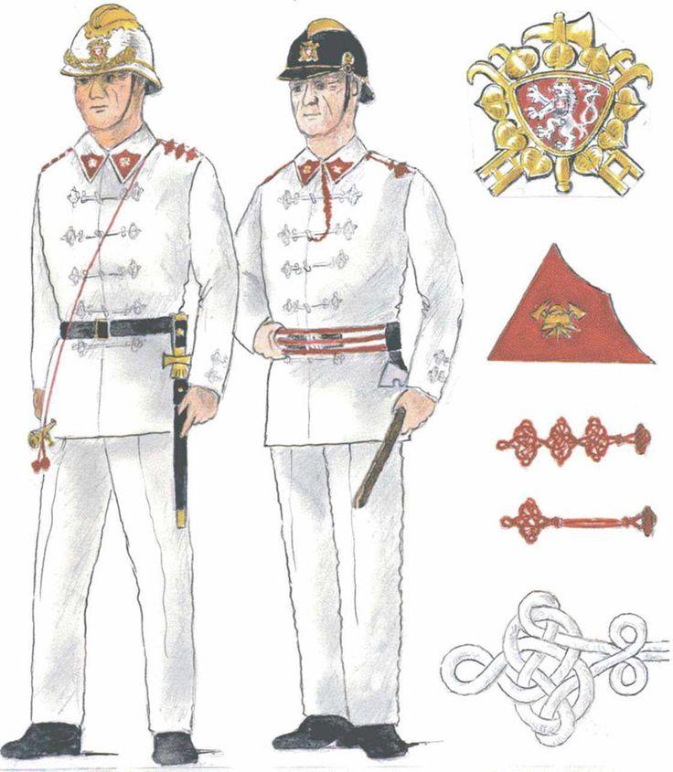 Hasičské tradice | Sdružení pro obnovu a zachování hasičských tradic