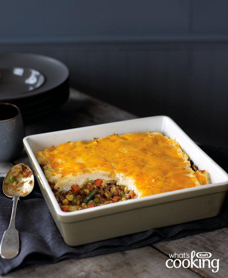 Bull S Eye Shepherd S Pie Kraft What S Cooking Recipe Shepherds Pie Recipe Easy Easy Shepherds Pie Recipes