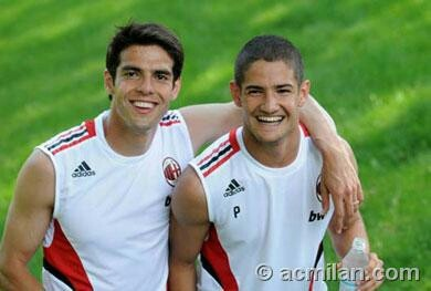 Ricardo Kaka & Alexandre Pato <3