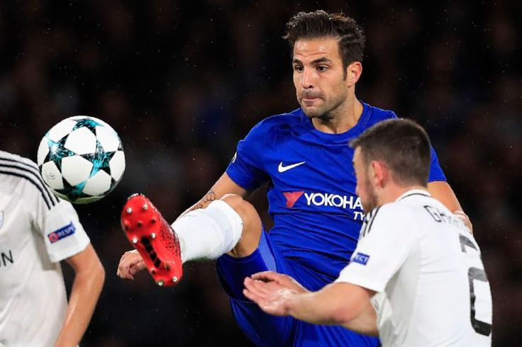 Cesc Fabregas picks out the issue that made Chelsea's Qarabag thumping so vital Fabregas was delighted with the win (Picture: AFP/Getty) Cesc Fabregas believes Chelsea's 6-0 win over Qarabag was especially important because they improved their goal difference in what could prove to be a tight group. Jose Mourinho tears into Man Utd stars after 3-0 win over Basel The Spaniard was in fine form as the Blues got off to the ideal start in their return to the Champions League to beat the…