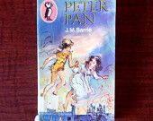 Peter Pan Novel Vintage 60s