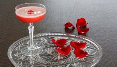 Nog even en dan is het weer Valentijnsdag. Wil je je geliefde of iemand verrassen met een heerlijke cocktail dan is deze Valentino een echte Italiaanse romanticus.  Cocktail: Valentino
