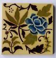 Antique Victorian Tile By Craven Dunh...