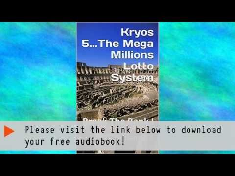 Kryos 5...the Mega Millions Lotto system: Lottery winning numbers - (More info on: https://1-W-W.COM/lottery/kryos-5-the-mega-millions-lotto-system-lottery-winning-numbers/)