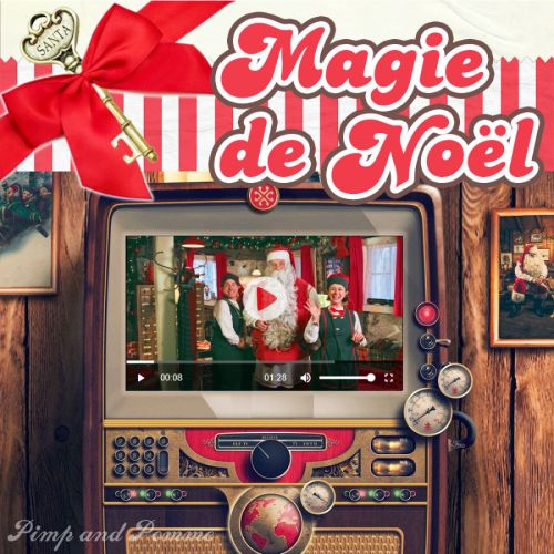 ★Magie de Noël★ La Surprise inoubliable! #PNP