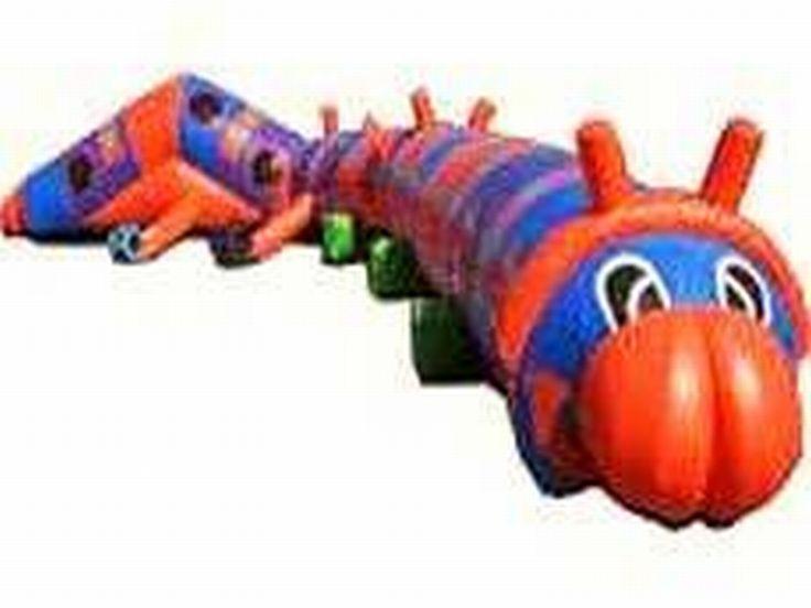 Caterpillar Crawls -venta De Túnel Inflable - Comprar Barato Precio De Caterpillar Crawls - Fabrica Túnel Inflable En Chile