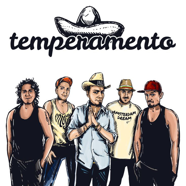temperamento band