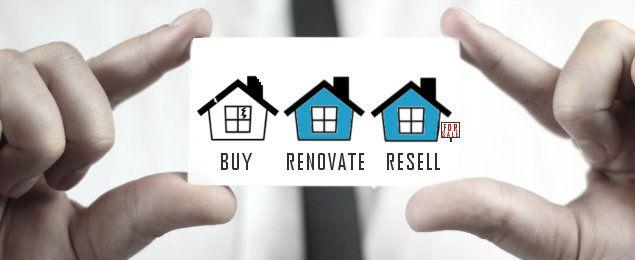 Brindamos Asesoramiento rápido, práctico y eficiente. Somos especialistas en:  Flipping Houses  Consiste en la compra de una propiedad en decadencia o con problemas legales por debajo del precio de mercado, lo que aumenta su valor, y rápidamente re-venderlo por una ganancia rápida.