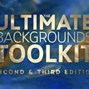 The Ultimate Backgrounds Toolkit 2 & 3 with 750 images - only $15!
