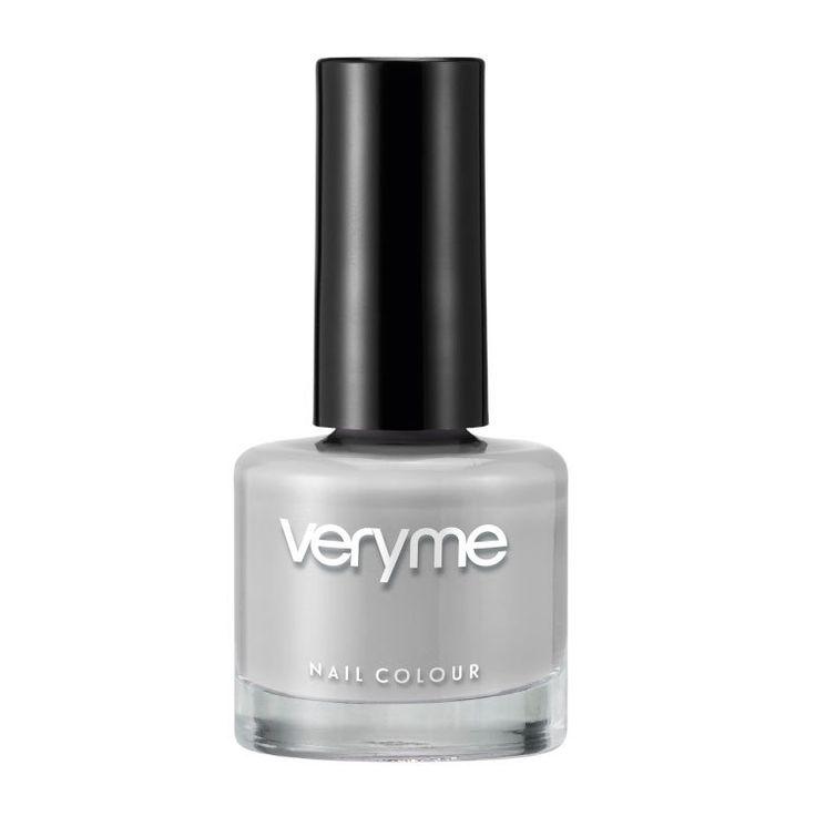 Лак для ногтей Very Me oriflame Дымчатый орифлейм Very Me Nail Colour Grey орифлэйм 32527