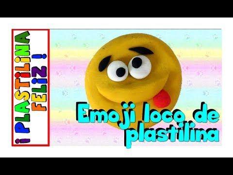 En este tutorial aprenderás paso a paso como hacer un Emoji de Plastilina, con cara loca.