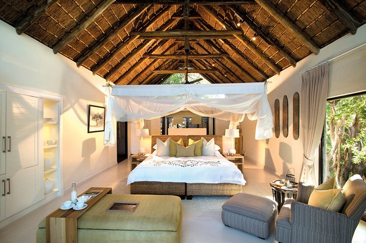 Luxurious Lion Sands River Lodge, Sabi Sand, South Africa