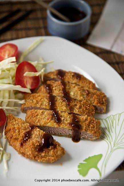 돈까스 레시피, 돼지 고기 요리,