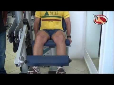 ▶ Fortalecimento muscular: joelho - YouTube