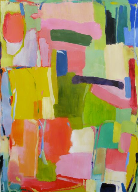 I love all of Kim Parkers Abstracts, love her flowers too...but these are just awesome!