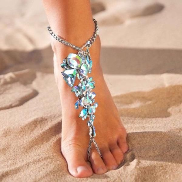 918 best Foot Jewelry images on Pinterest Feet jewelry Anklets