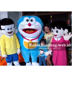 Badut Bandung | Jual Kostum Baju Badut Murah: Foto Badut Shizuka