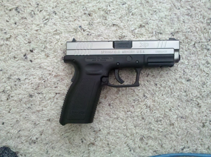 Springfield Armory XD, in 9mm